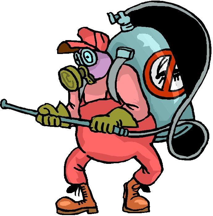Pesticide Clipart.
