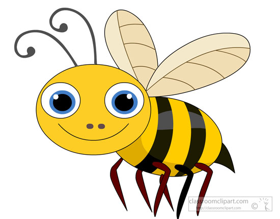 Insects bee clipairt » Clipart Station.