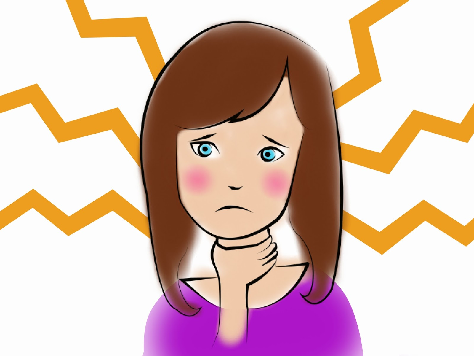 Insecurity Clipart.