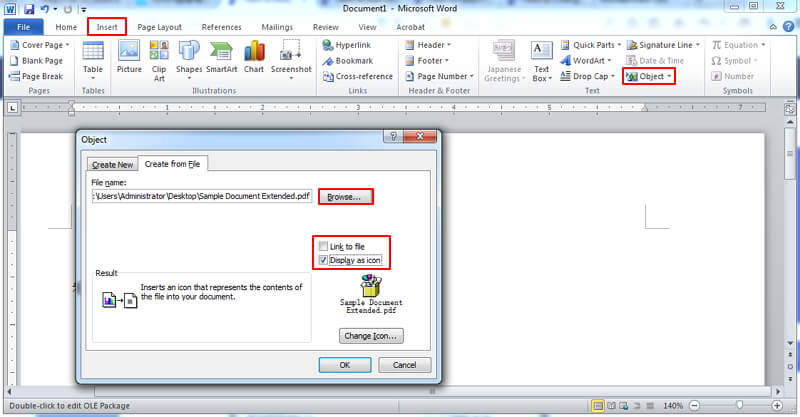 3 Solutions to Insert PDF Image into Word for Free 2019.