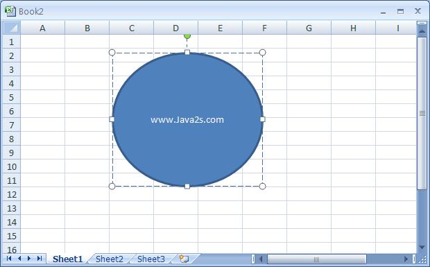 Add Text to a Shape : Shape « Wordart Clip Art Shape Picture.