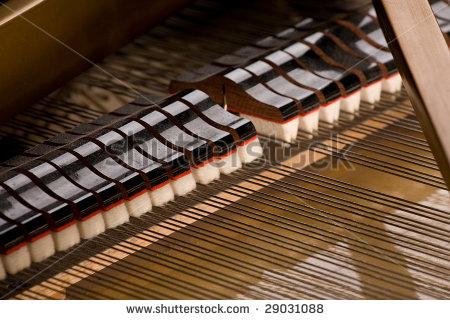 Piano Interior Stock Photos, Royalty.