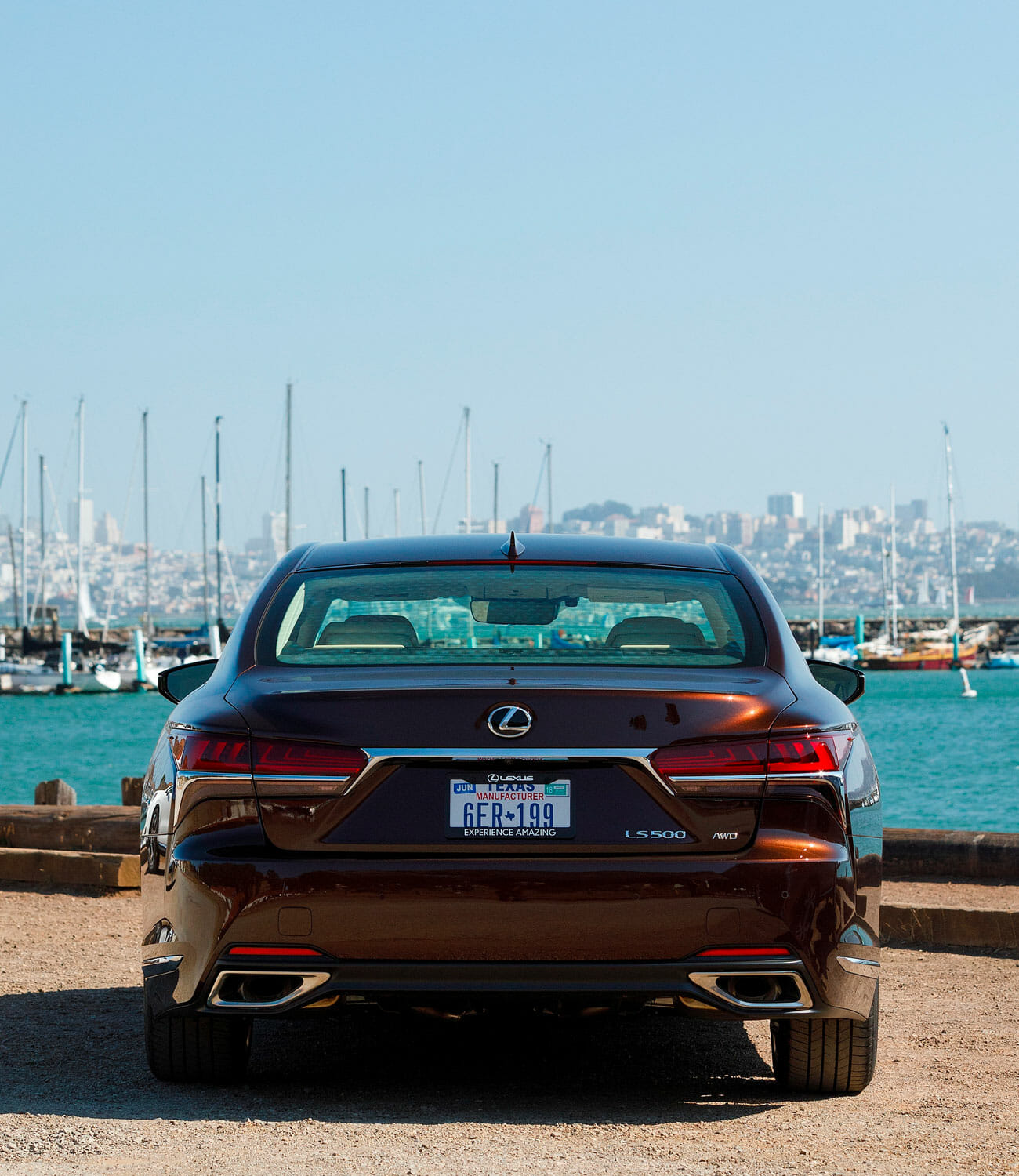2019 Lexus LS 500 AWD Review: Big Car, Big Grille, Big.
