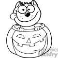 Pumpkin Clip Art Image.