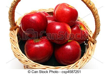 inside of apple clipart #7