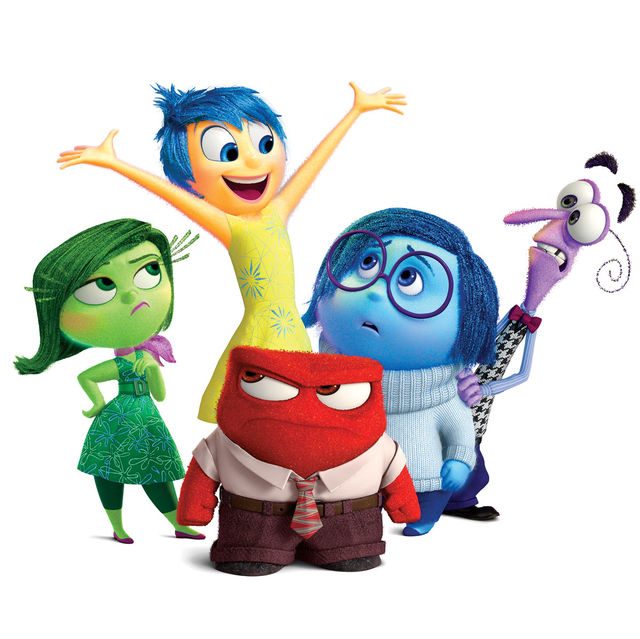 Which Inside Out Character Are You?.