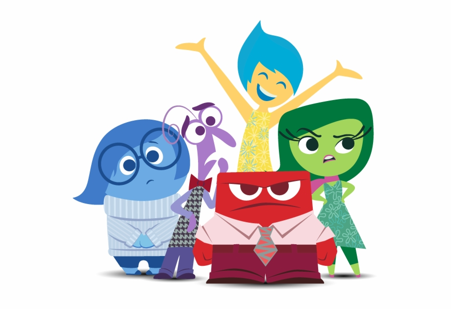Inside Out Emotions Png Free PNG Images & Clipart Download #608538.