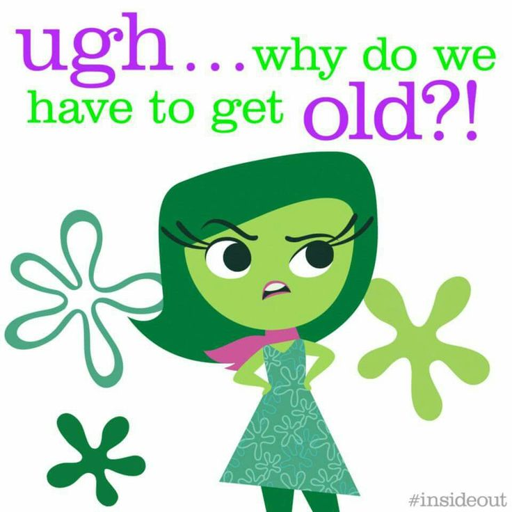 Disgust Inside Out Clipart.