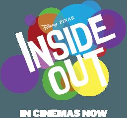 Disney Pixar Inside Out Logo.