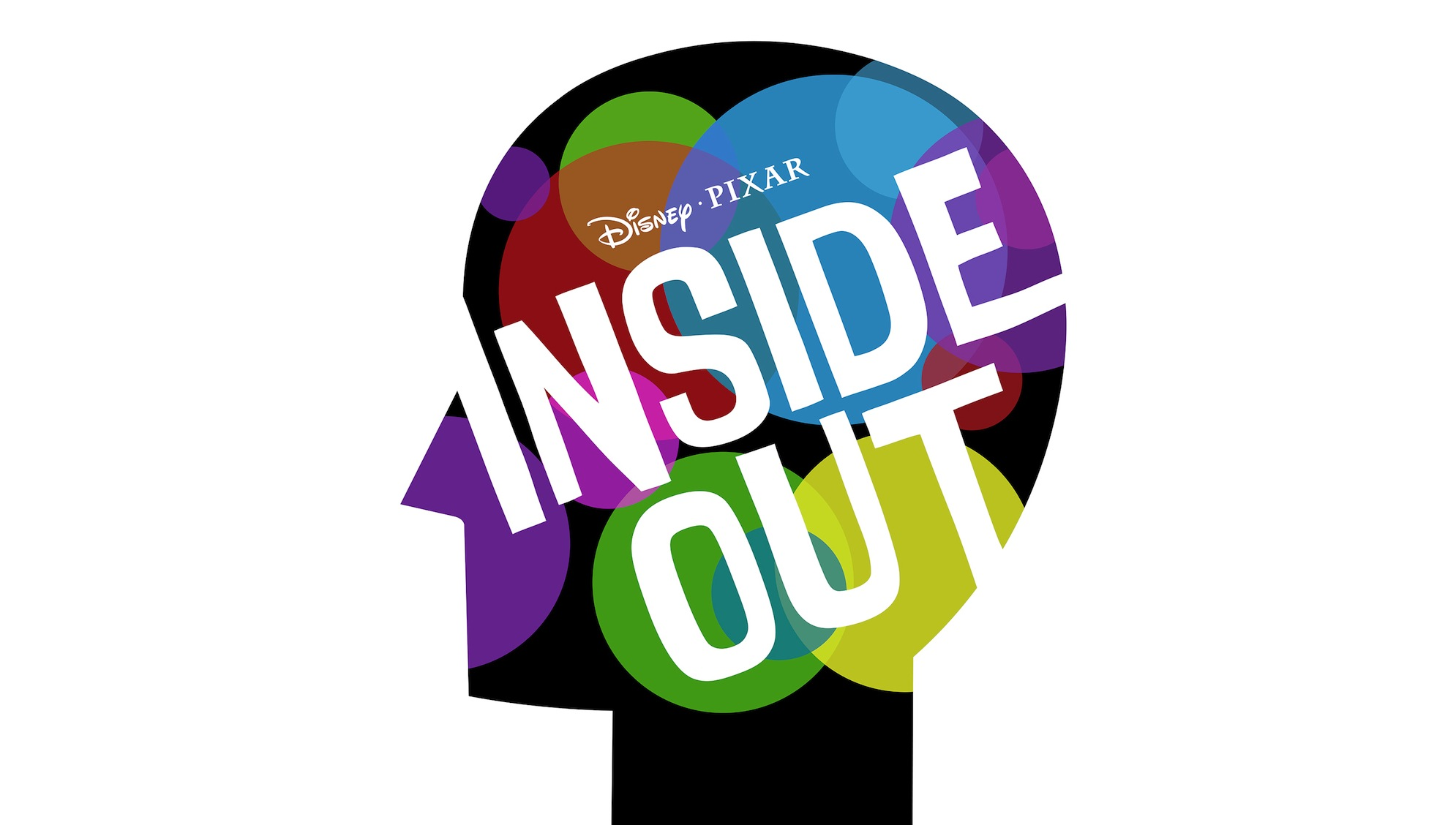 Wallpaper : logo, Inside Out, 2015, brand, font, product.