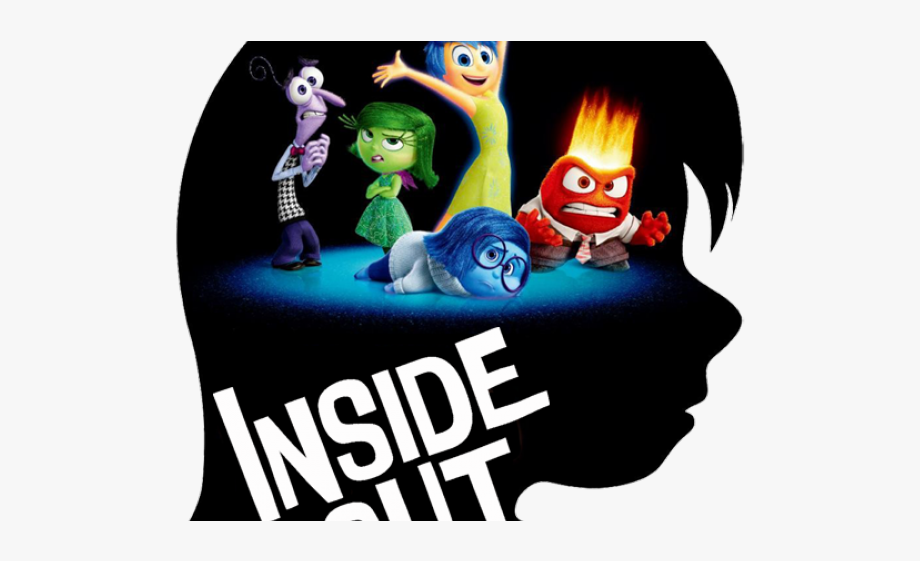 Emotions Clipart Inside Out.