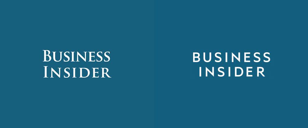 Brand New: New Logo for Business Insider.