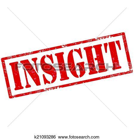 Clip Art of Insight.