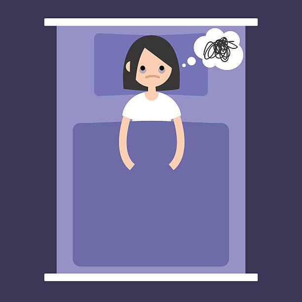 Best Insomnia Illustrations, Royalty.