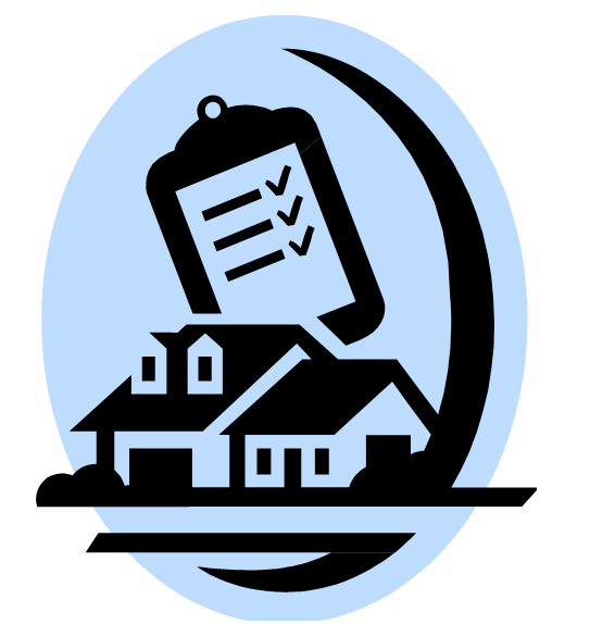 Home inspection clipart.