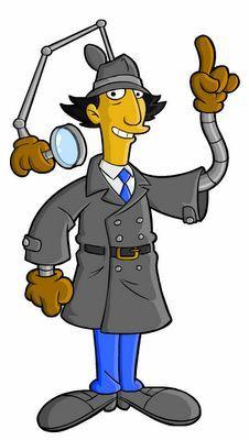 Inspector gadget clipart 1 » Clipart Portal.