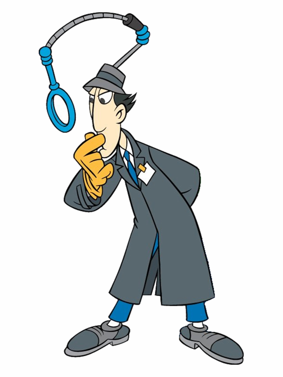 Inspector Gadget Png Free PNG Images & Clipart Download #106648.