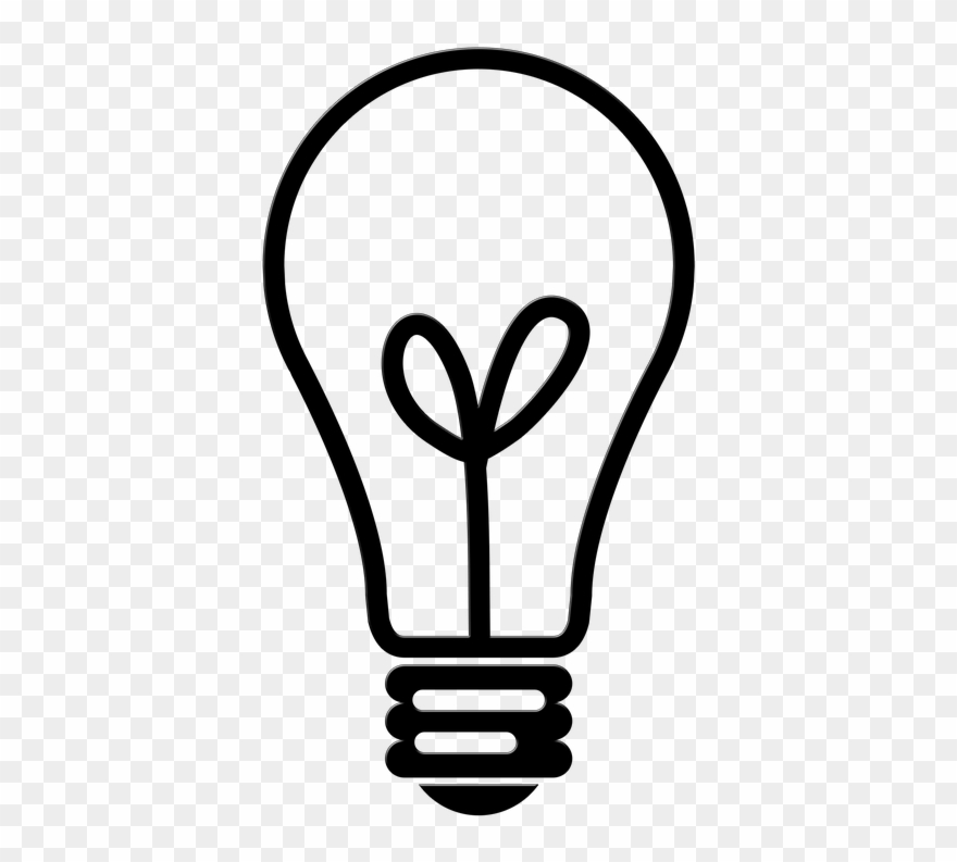 Light Bulb Clipart Inspiration.