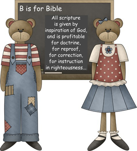 Encouraging Bible Verses and Cute Country Clipart Are Great for.