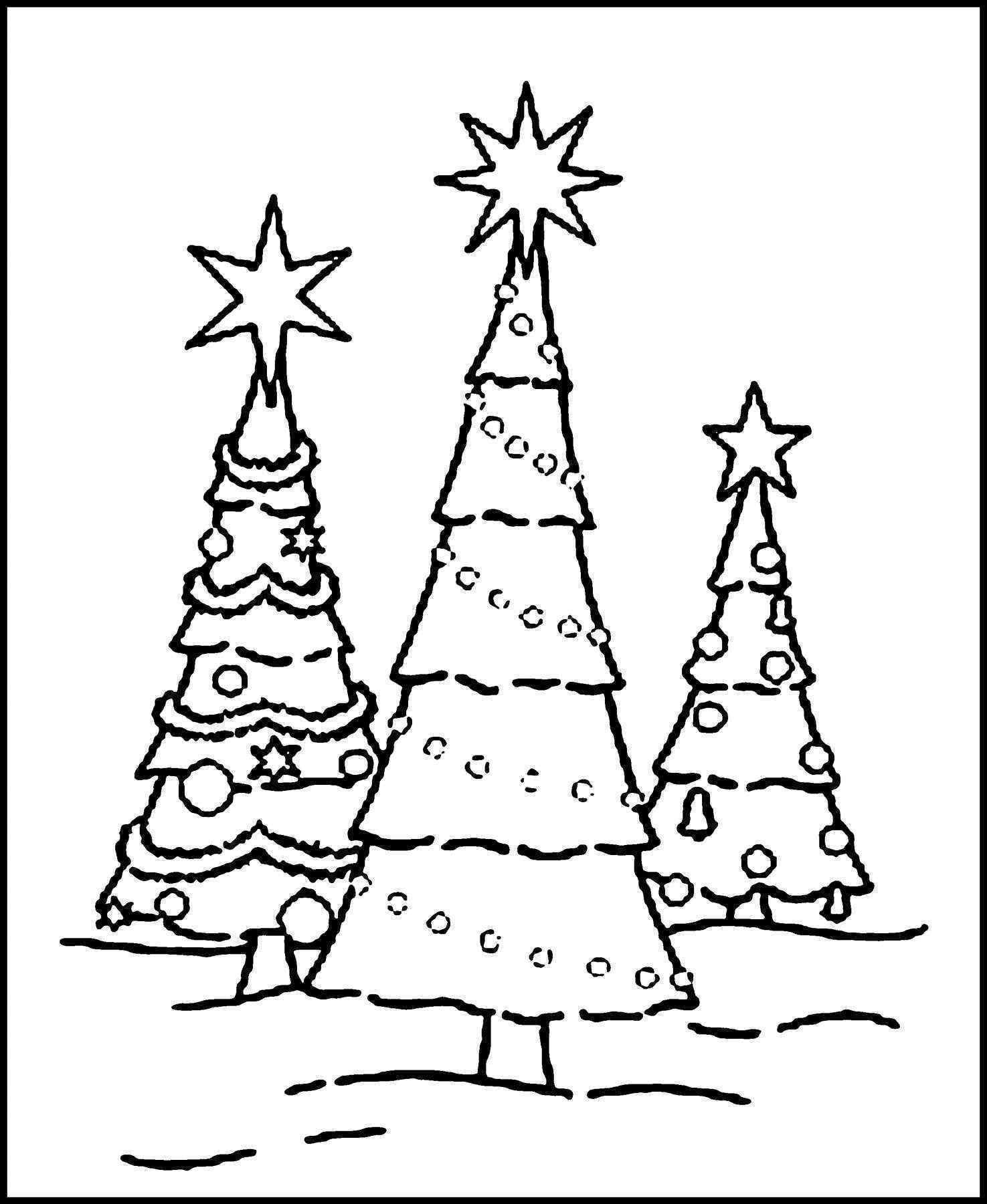 10+ Inspirational Christmas Decoration Clipart Black and.