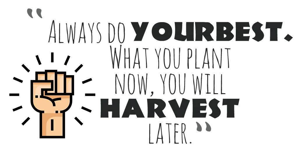 Motivational Quotes PNG Transparent Images, Pictures, Photos.