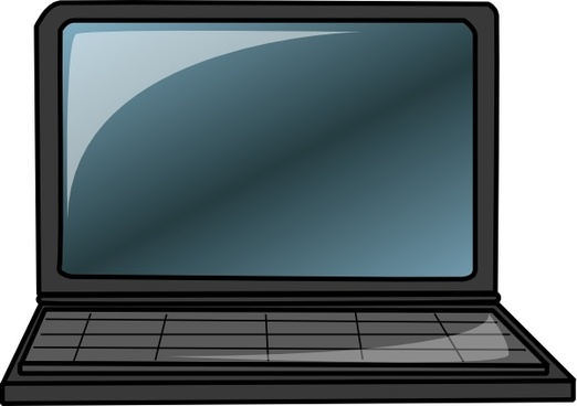 Clipart For Dell Laptop.