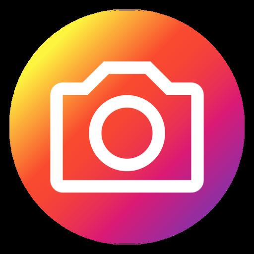 Instagram icon logo.