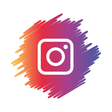 Instagram Logo Social Media Instagram Icon, Social Media Icon Set.