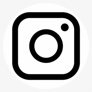 Black And White Instagram Logo PNG & Download Transparent Black And.
