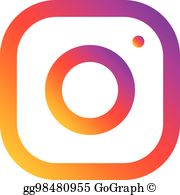 Instagram Clip Art.