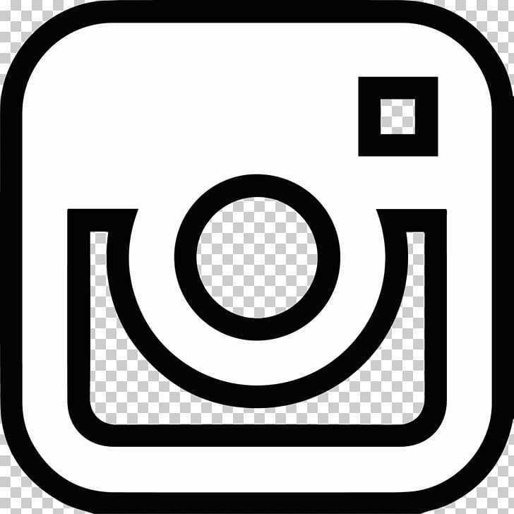 White Logo Instagram Photography, bucket, camera logo PNG.