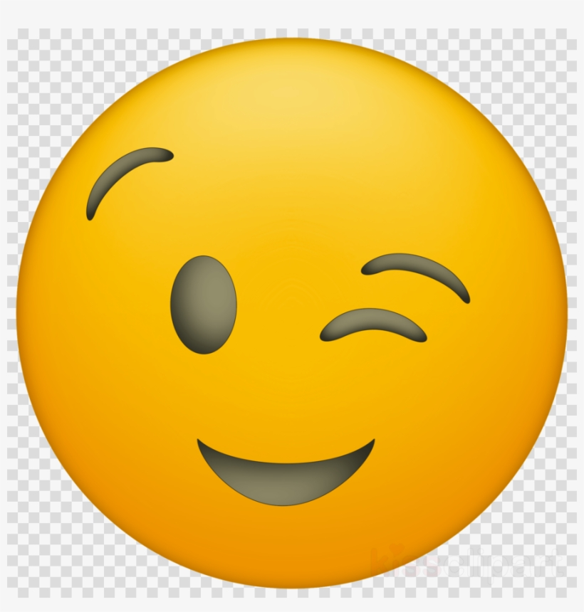Winky Emoji Clipart Face With Tears Of Joy Emoji Clip.