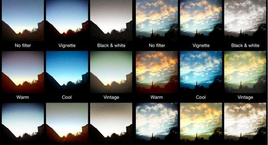 Use Instagram filters to make your posts more visually appealing.
