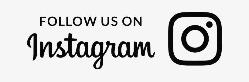 Download Follow Us On Instagram Black And White Clipart.