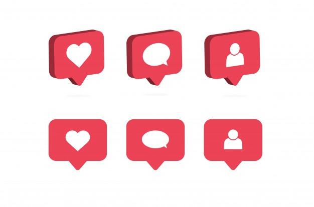 Instagram Follow Me Logo.