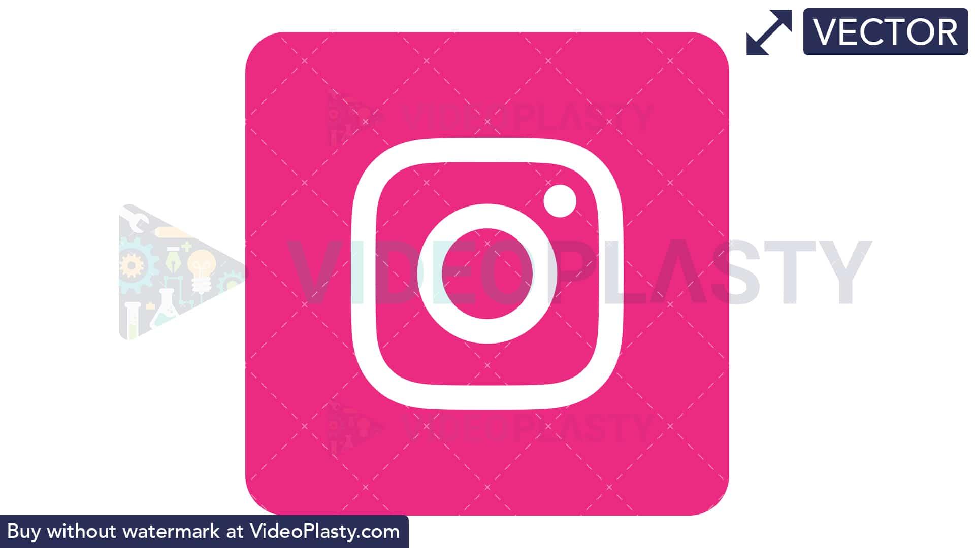 Instagram Icon [VECTOR].