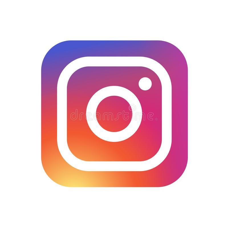 Instagram Logo Stock Illustrations.