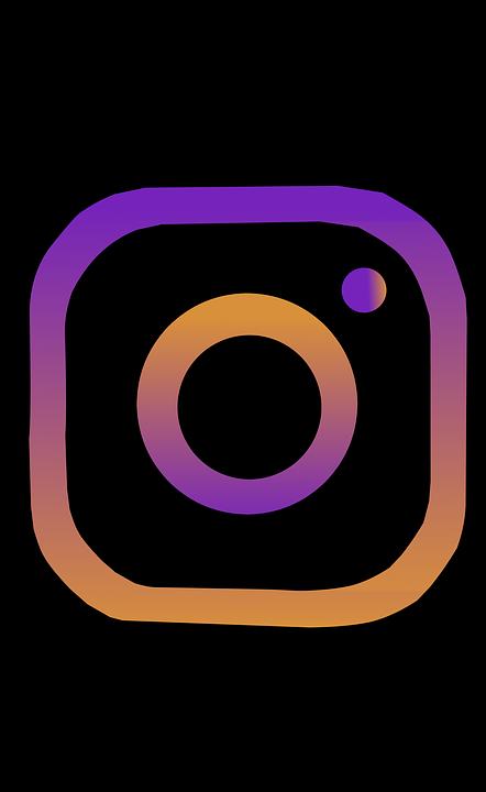 Instagram Insta Icon.