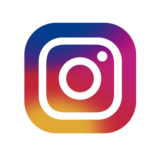 Instagram icon colorful.