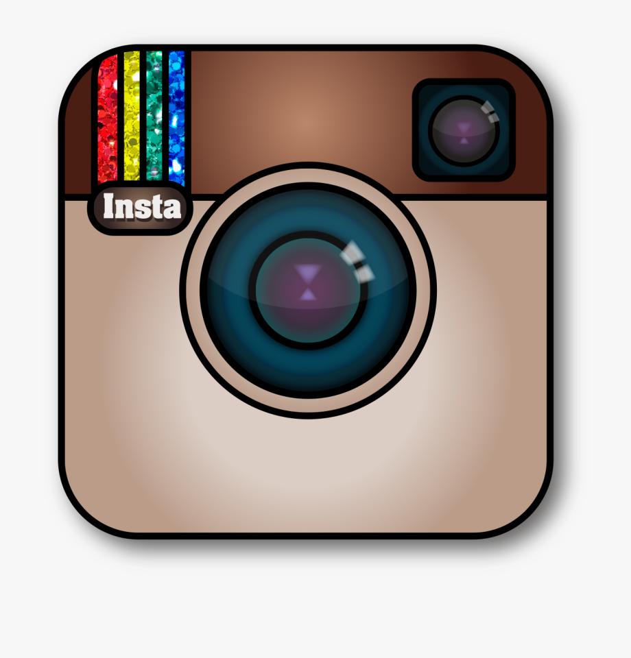 Instagram Clipart Free.