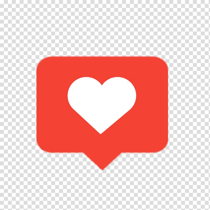 Heart Computer Icons Like button Instagram, Instagram heart.