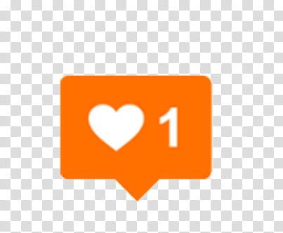 GIDDYLIZER S, orange and white notification icon transparent.