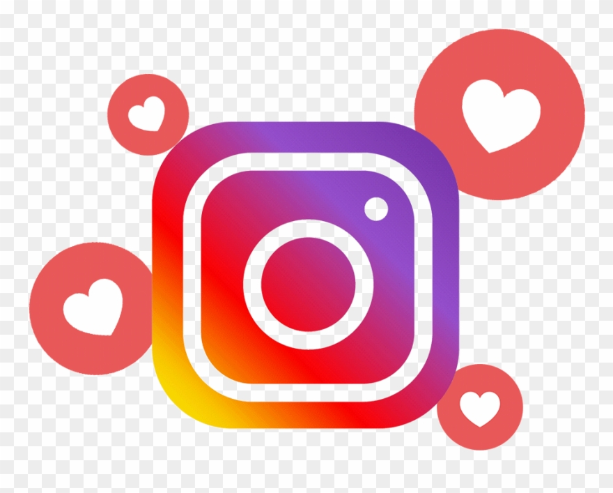 Instagram Likes Clipart (#1794498).
