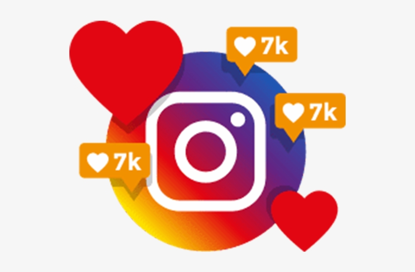 Instagram Likes Png.