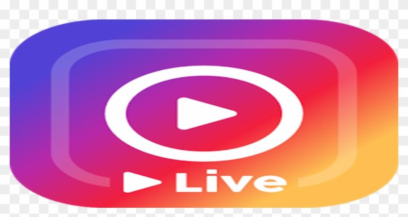 Instagram Live Logo Png , Png Download.