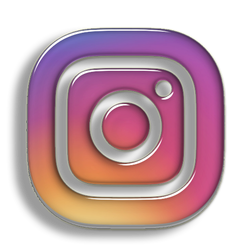 Instagram Icon 3d Logo Png Images.