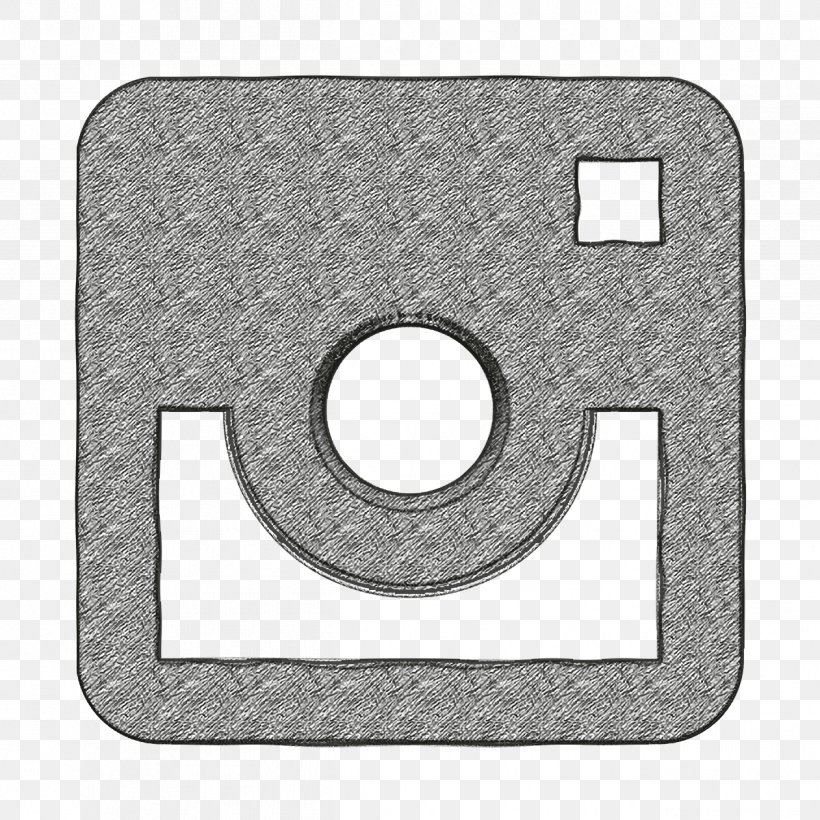 Instagram Icon, PNG, 1262x1262px, Instagram Icon, Grey.