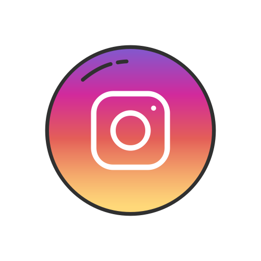 Instagram, instagram logo, label, logo icon.