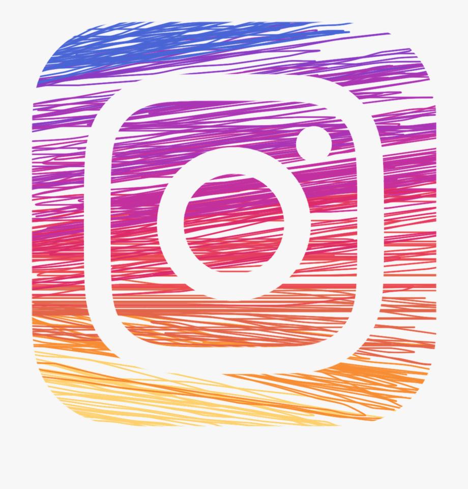 Instagram Clipart Pink.