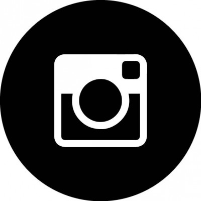 Instagram Black Icon Png #274608.